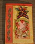 carte de Noël 3D chat 010