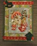 carte Noël 3D chien 004