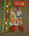 carte Noël 3D divers 013