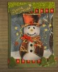 carte Noël 3D divers 010