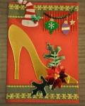 carte Noël 3D divers 015