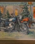 carte Noël 3D divers 021
