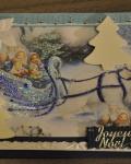 carte Noël 3D divers 022