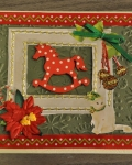 carte Noël 3D divers 026