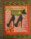 carte Noël 3D divers 032