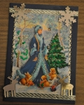 carte Noël 3D divers 034