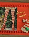 carte Noël 3D divers 044