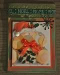carte Noël 3D ours 007