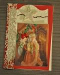 carte Noël 3D pere noel 010